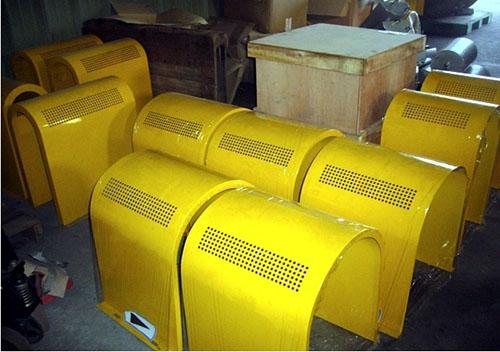 联轴器防护罩